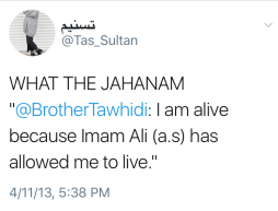 Users who opted to manually retweet BrotherTawhidi prove the account was active prior to July 9, 2013, and the content currently posted on the account is legitimate.